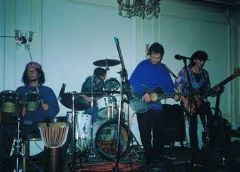 photo of early paradise 9 band